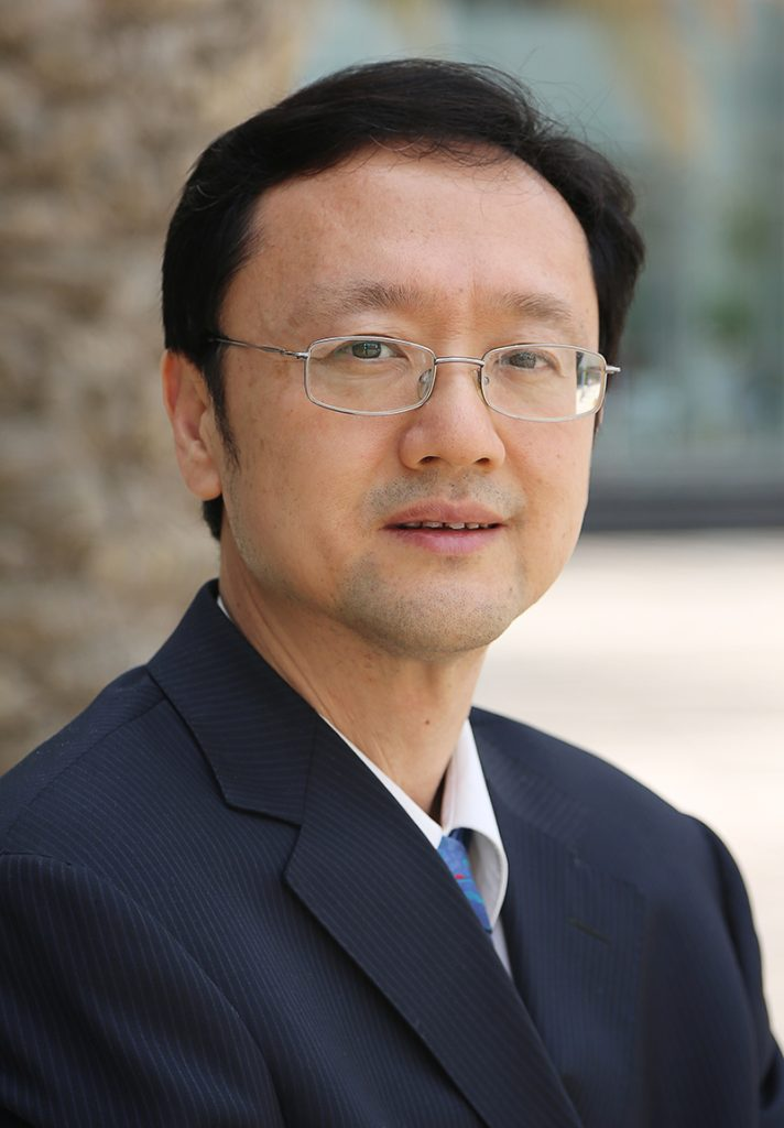 High-resolution photo of Quan WANG
